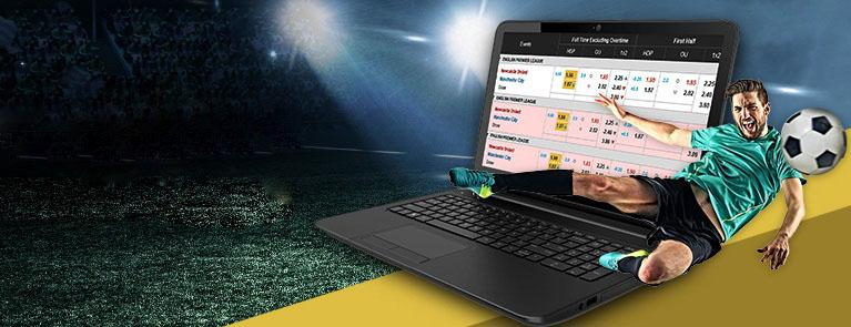 Cara Menghitung Odds Taruhan Bola Online