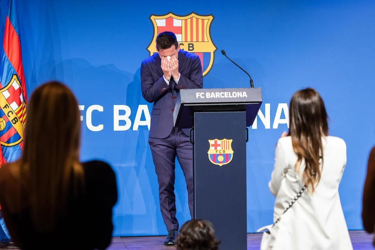 Alasan Kepergian Lionel Messi Dari Klub Barcelona